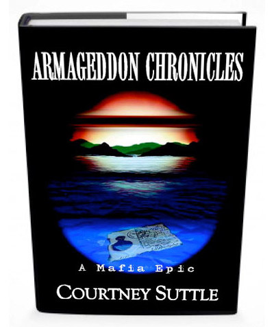 Armageddon Chronicles by Courtney Suttle