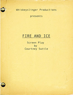 Fire and Ice by Courtney Suttle