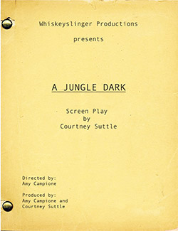 A Jungle Dark